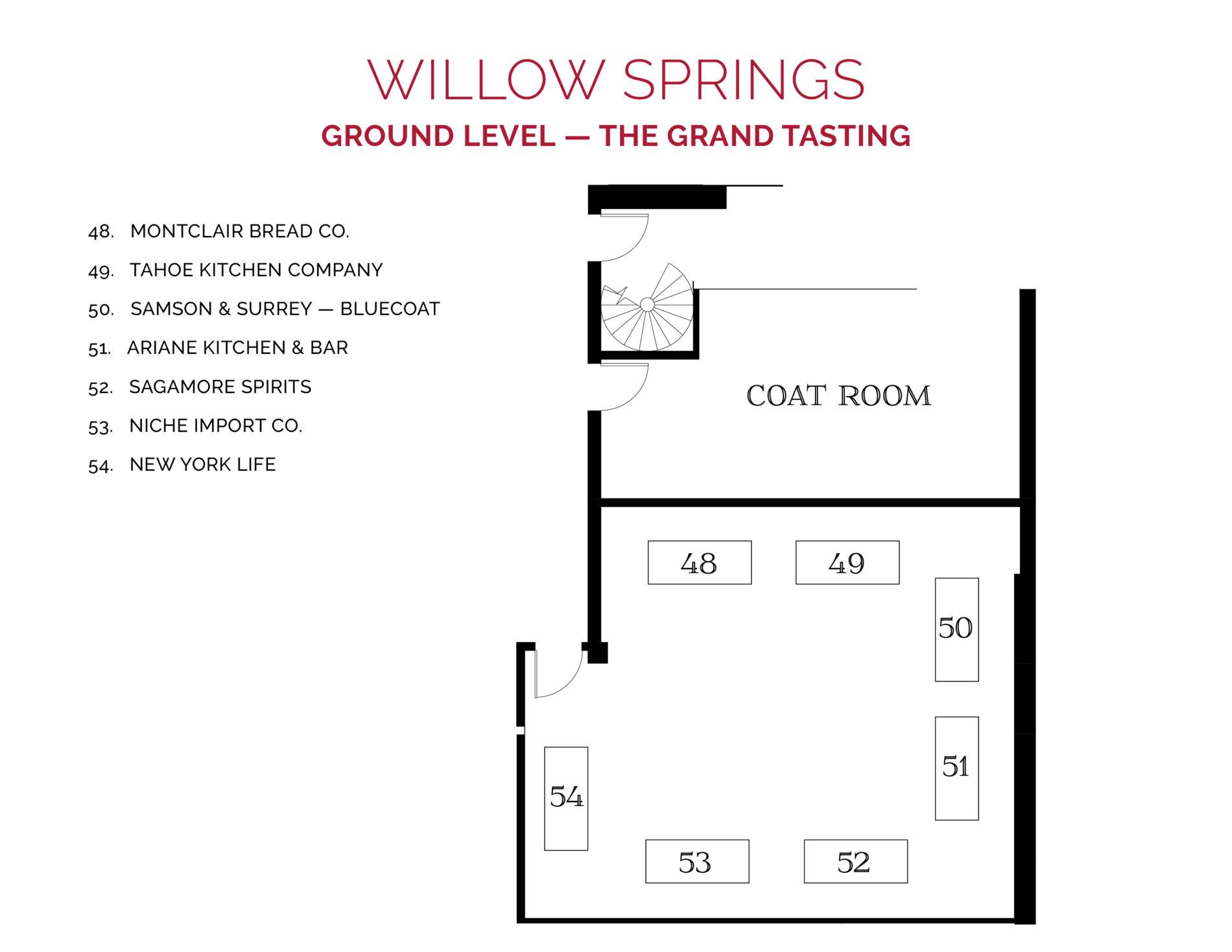 NJWFF Floorplan 2019 Willow Springs