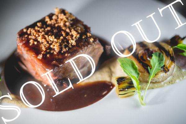2019 Top Chefs & Top Wines Dinner