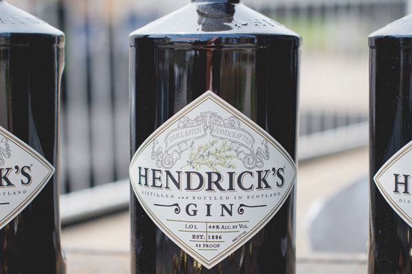 Hendrick's Afternoon Tea